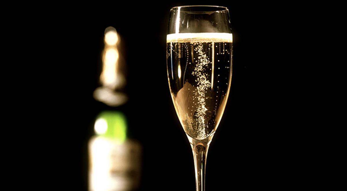 champagne Bicchiere
