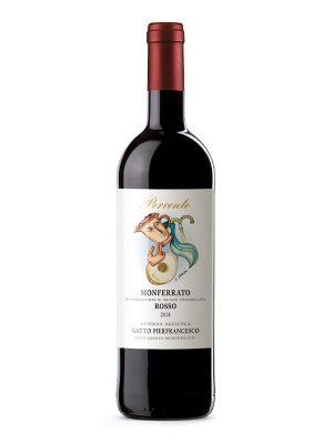 """Vino Monferrato Rosso """"Percento"""" di P.F.Gatto"""