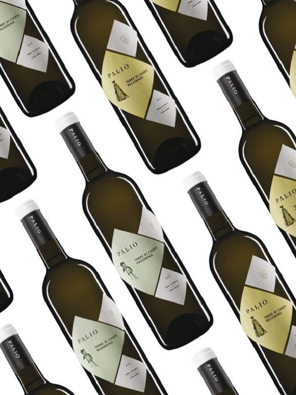 Offerta scontata  del 35%  Vino Pecorino e Passerina