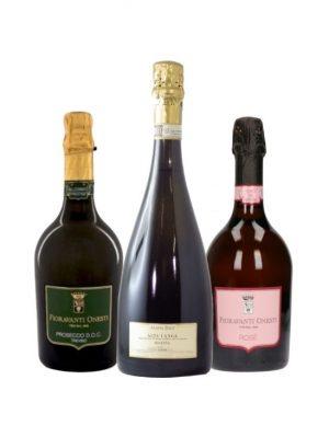 Le Bollicine per le Feste 6 bottiglie