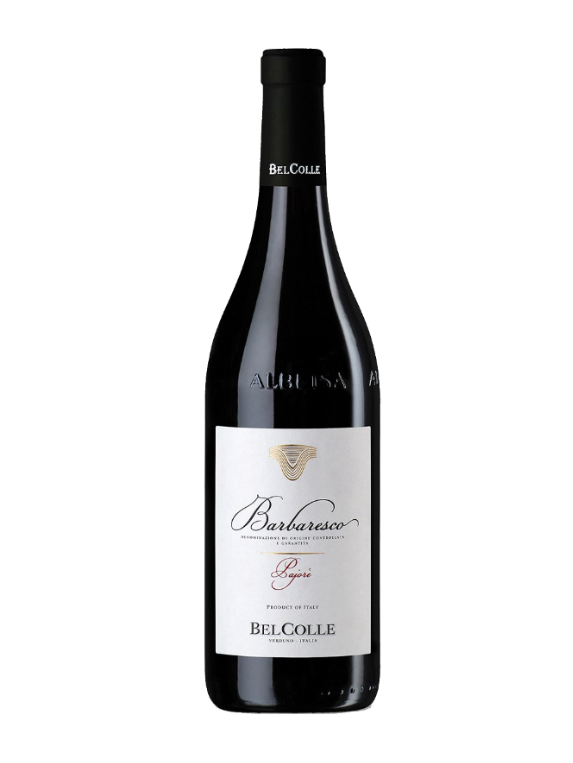 Vino Barbaresco Bel Colle